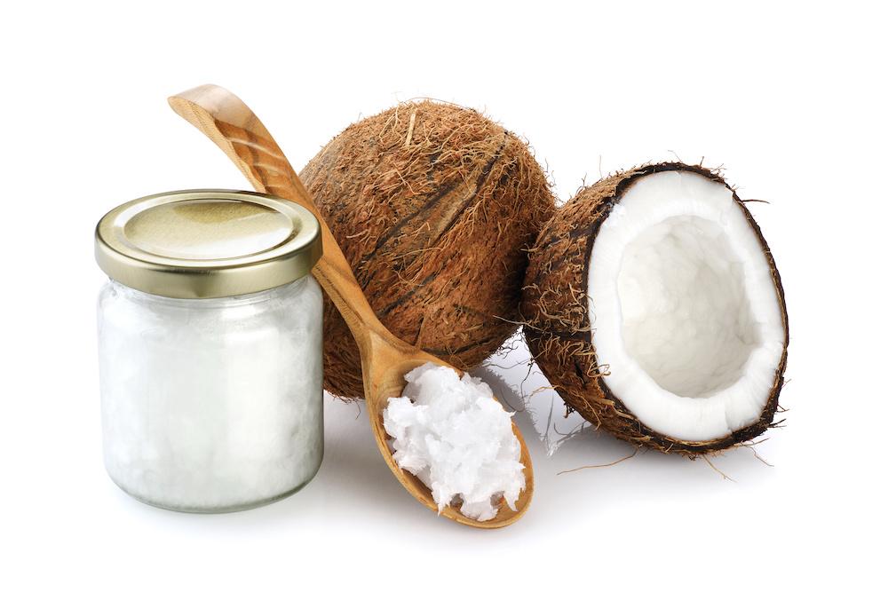 coconut oil for heartburn