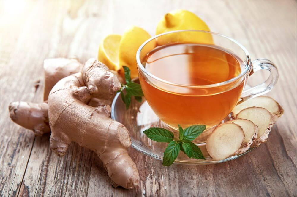 Is Ginger Tea Good for Acid Reflux